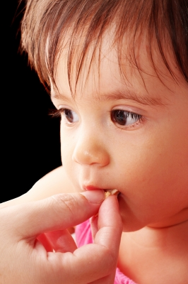 Timing of first solid food tied to child diabetes risk